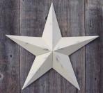 16″ Amish Made Rustic Barn Star
