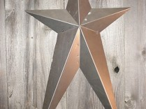 16″ x 27″ Unfinished Primitive Star