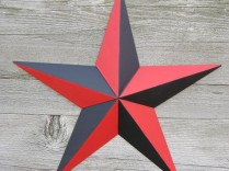 72 Inch Nautical Barn Star