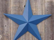 16″ Solid Amish Made Barn Star