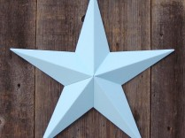 5″ Solid Amish Made Barn Star