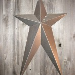 20″ x 31.5″ Unfinished Primitive Star